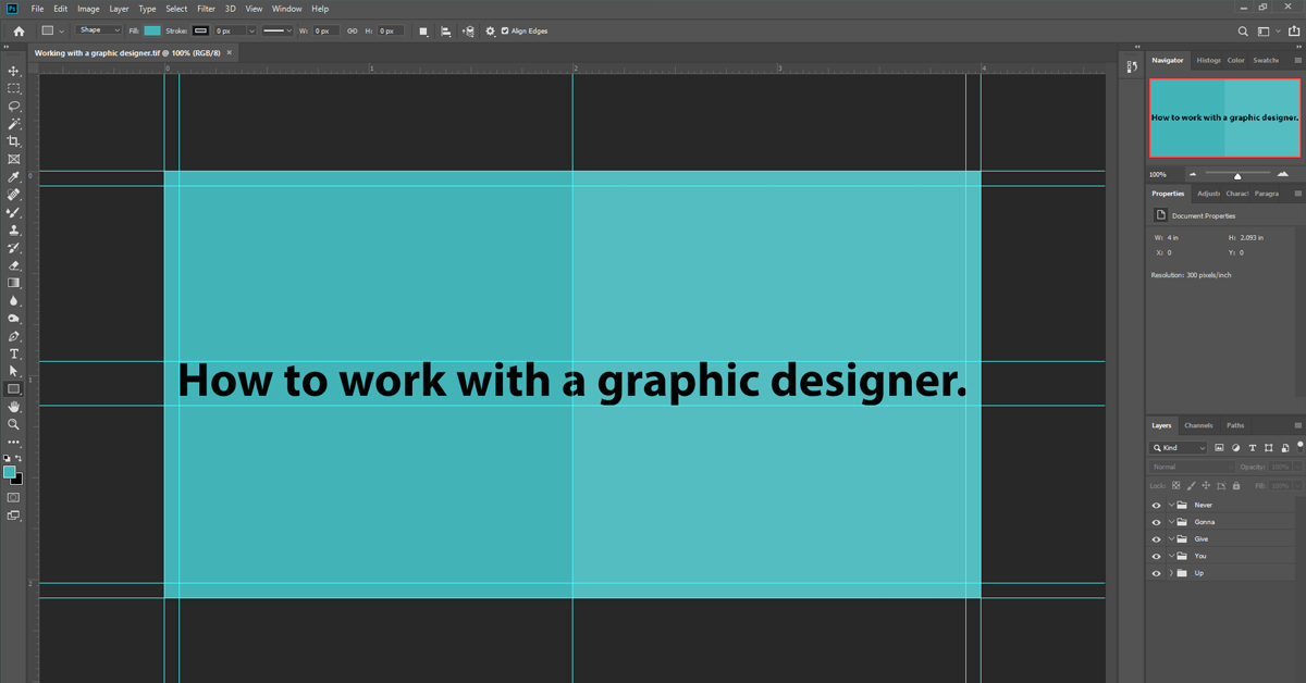 How To Work With A Graphic Designer Ello Marketing Design Co